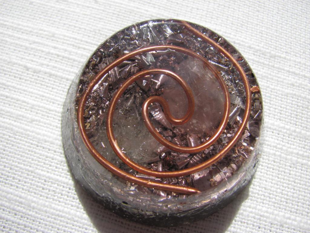 Orgonite Orgones Mini Tumbatorres 4cm