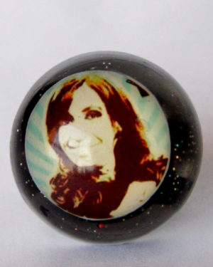 Cristina Kirchner anillo regulable