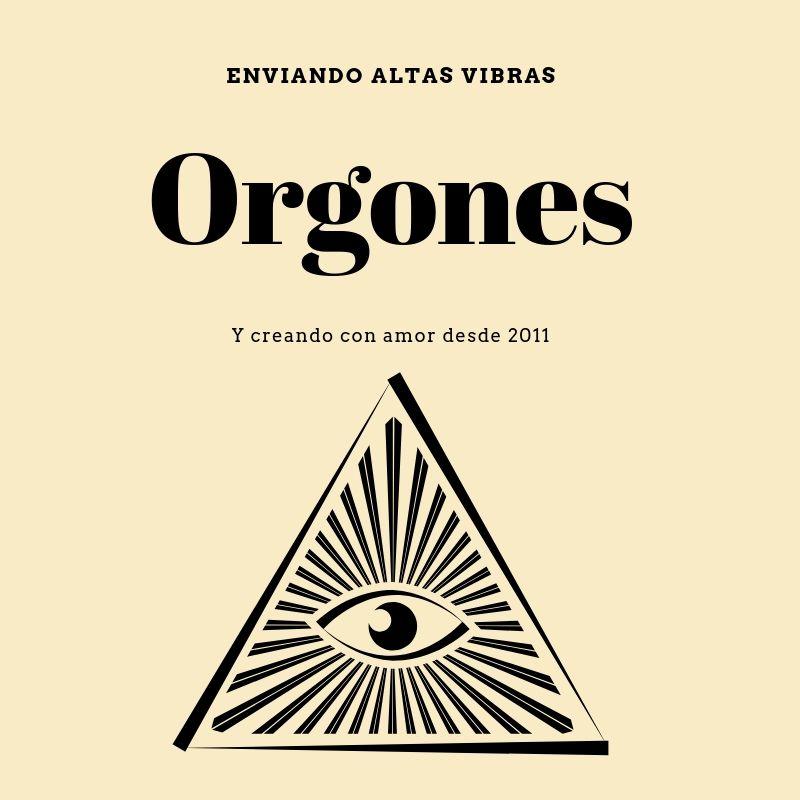Orgones / Orgonitos Artesanales fabricados en los laboratorios de AmebaGlam